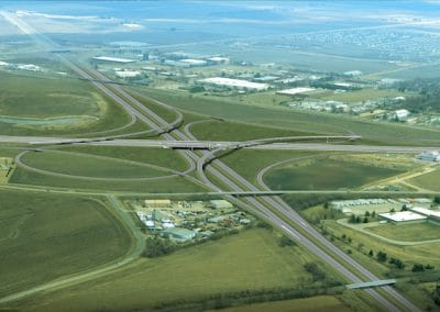 I-74 At I-57 Interchange