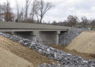 KY-945 Wilson Creek Bridge Replacement