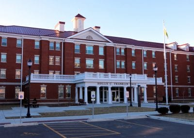 Murray State University Franklin Hall