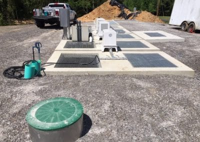 Sharpe Elementary WWTP Replacement