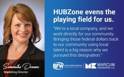 We Are Proudly HUBZone Certified, and This is Why It's Helping Our Community