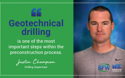 Perfecting Our Craft: Geotechnical Drilling