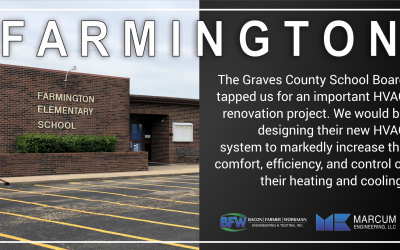 Project in Focus: HVAC at Farmington Elementary School