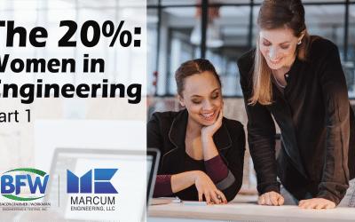 The 20%: Women in Engineering Part 1