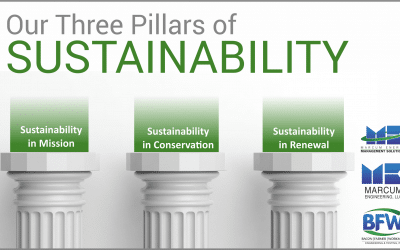 Our Three Pillars of Sustainability