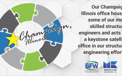Together We're Strong Part 3: Our Champaign, IL Office