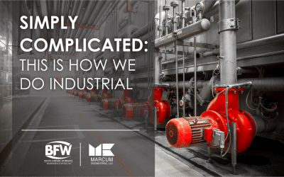 Simply Complicated; This is How We Do Industrial