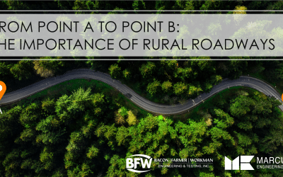 From Point A to Point B: The Importance of Rural Roadways