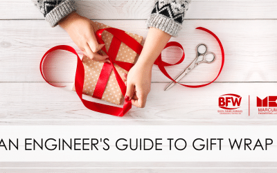 An Engineer's Guide to Gift Wrap