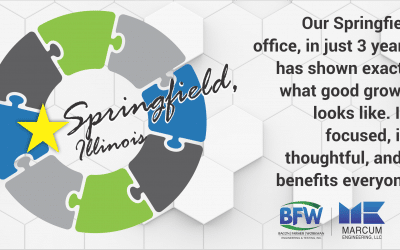Together We're Strong Part 5: Our Springfield Office