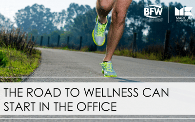 The Road to Wellness Can Start in the Office